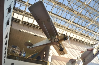 The Air and Space Museum, Washington DC