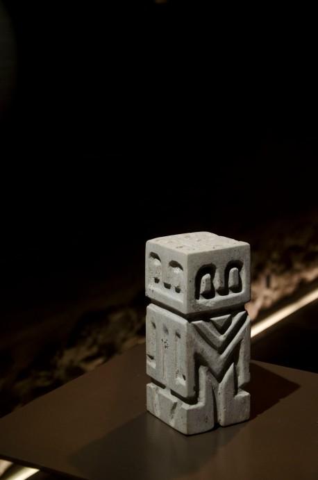Monolith; Valdivia (4000 - 1500 BC)