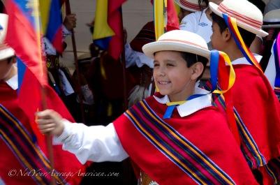A proud Ecuadorian.