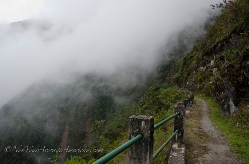 The cloud forests in Ecuador are part of wide swaths of green that keep our planet breathing. Let everyday be Earth Day.