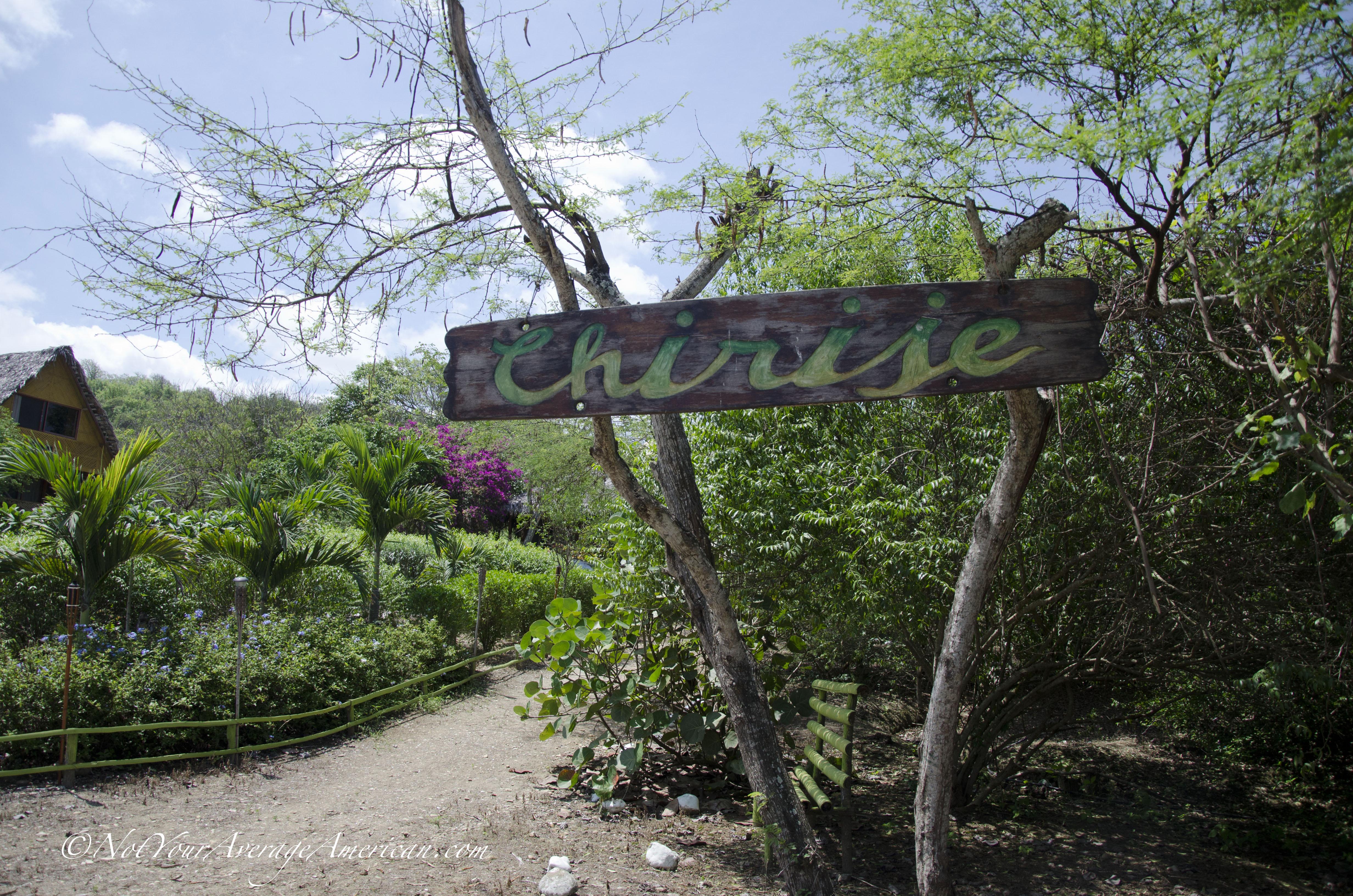 Welcome to Chirije!